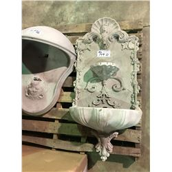 LARGE GARDENSTONE OUTDOOR DOCORATIVE FOUNTAIN