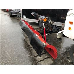 WESTERN PRO PLUS ULTRA FINISH 9' SNOWPLOW WITH LIGHTS