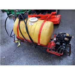 SPRAYER UNIT WITH 3HP MOTOR