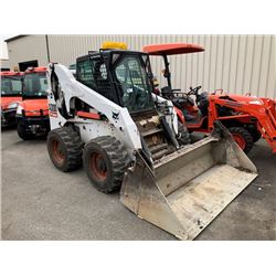2006 BOBCAT A300, WHITE, DIESEL, SERIAL#539911362, 820 HOURS