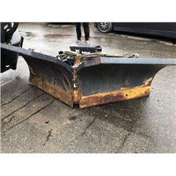 BOBCAT SNOWPLOW ATTACHMENT