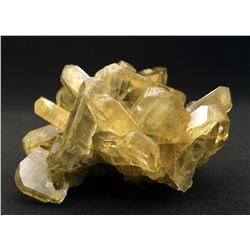 Barite from Meikle Mine, Elko Co., Nevada