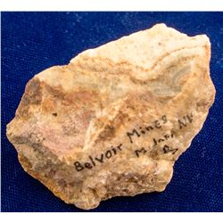 Belvoir Mine Specimen, Midas, Nevada