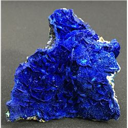 Azurite from Liufengshan Mine, China