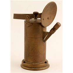 Early Miner's Carbide Lamp