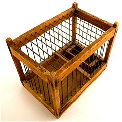 Canary Cage for Miners