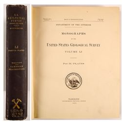 U.S. Geological Survey by George Otis Smith