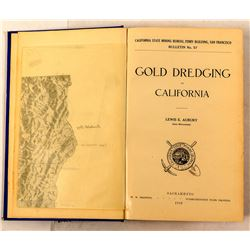 Book: Gold Dredging in California (Aubry, 1910)