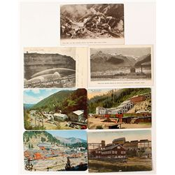 Idaho Mining Postcard Set