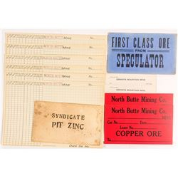 North Butte Mining Co. Documents