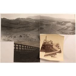 Three Views of Candelaria Mines