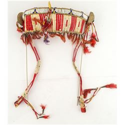 Vintage Plains Ceremonial Headdress