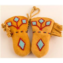 Mini Native American Gauntlets