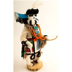 LongHorn Kachina by Ben Seciwa