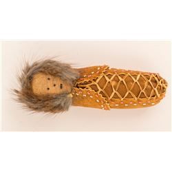 Vintage Inuit Papoose Doll