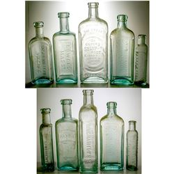 "5 ""Cures"" Bottles Found in Nevada"