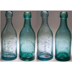 Two Pacific Congress Water Bottles