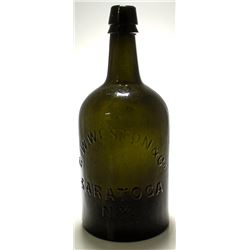 C. W. Weston & Co. Mineral Water Bottle