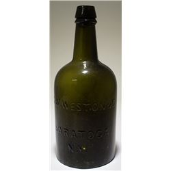 G. W. Weston & Co. Mineral Water Bottle