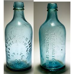 Geyser Spring Mineral Water Bottle