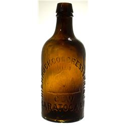 Highrock Congress Spring Water Bottle, Large 1767