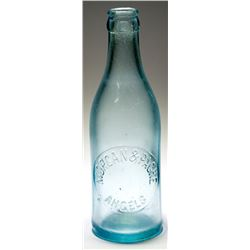 Morgan & Pache Soda Bottle