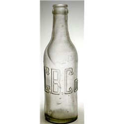 G. B. Co. Soda (Goldfield, NV)