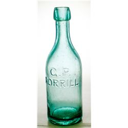 G. P. Morrill Aqua Soda (Virginia City, NV)