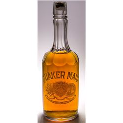 Quaker Maid Back Bar Whiskey