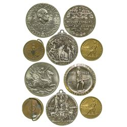 Five United States Tokens