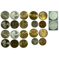 Alaska Medal Collection