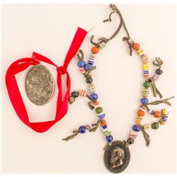 Two Peace Medals