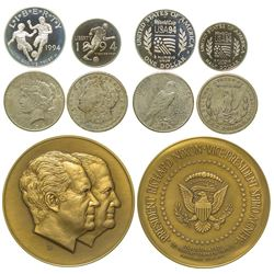 Eclectic Group of Coins and Medals