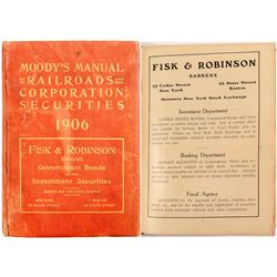 Moody's Manual of Railroads and Corporation Securities 1906