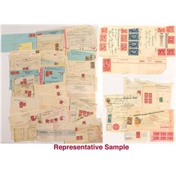 Official Stamped Documents: United States Stock Transfer and Document Stamps