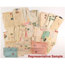 Official Stamped Documents: Unsorted Box 1