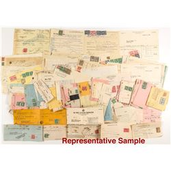 Official Stamped Documents: Unsorted Box 2