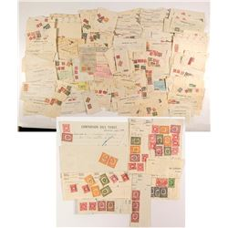 Official Stamped Documents: with Boston Stamps