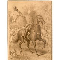 Photo of Painting of General Sterling Price
