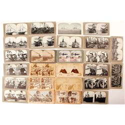 Spanish American War Stereoview Collection