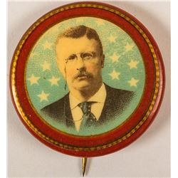 Different Rare Theodore Roosevelt Button