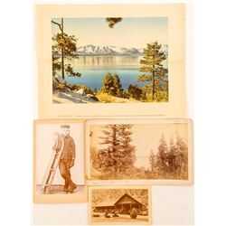 Variety of Lake Tahoe Scenes