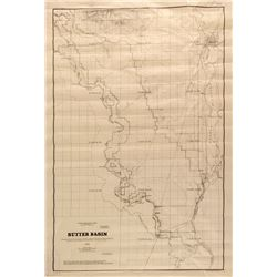 1895 Sutter Basin Map
