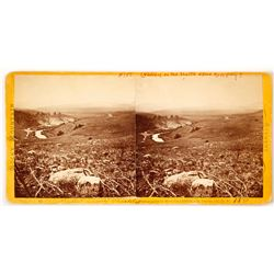 Valley of the Platte Stereoview (Fairplay, Colorado)