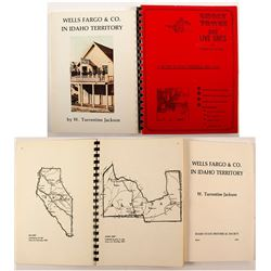 Books on Idaho Post Offices and Wells Fargo