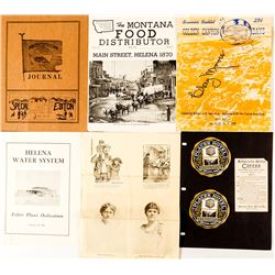 Helena Booklets