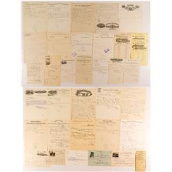 Montana Ghost & Mining Towns Paper Collection