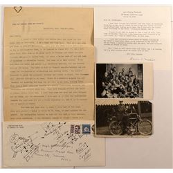 Historical Letters and Postcards of Goldfield, Nevada