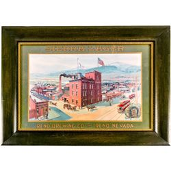 Reno Brewing Company Iconic Print