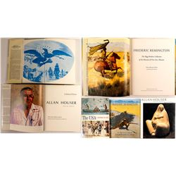 3 Western Art Books